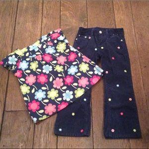 Gymboree 2piece outfit